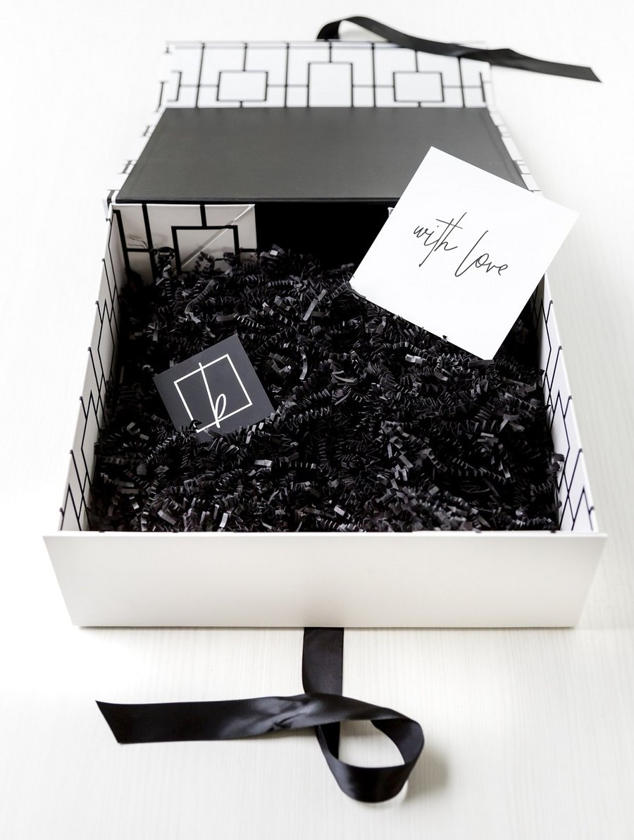 checker me out – blankbox gift box