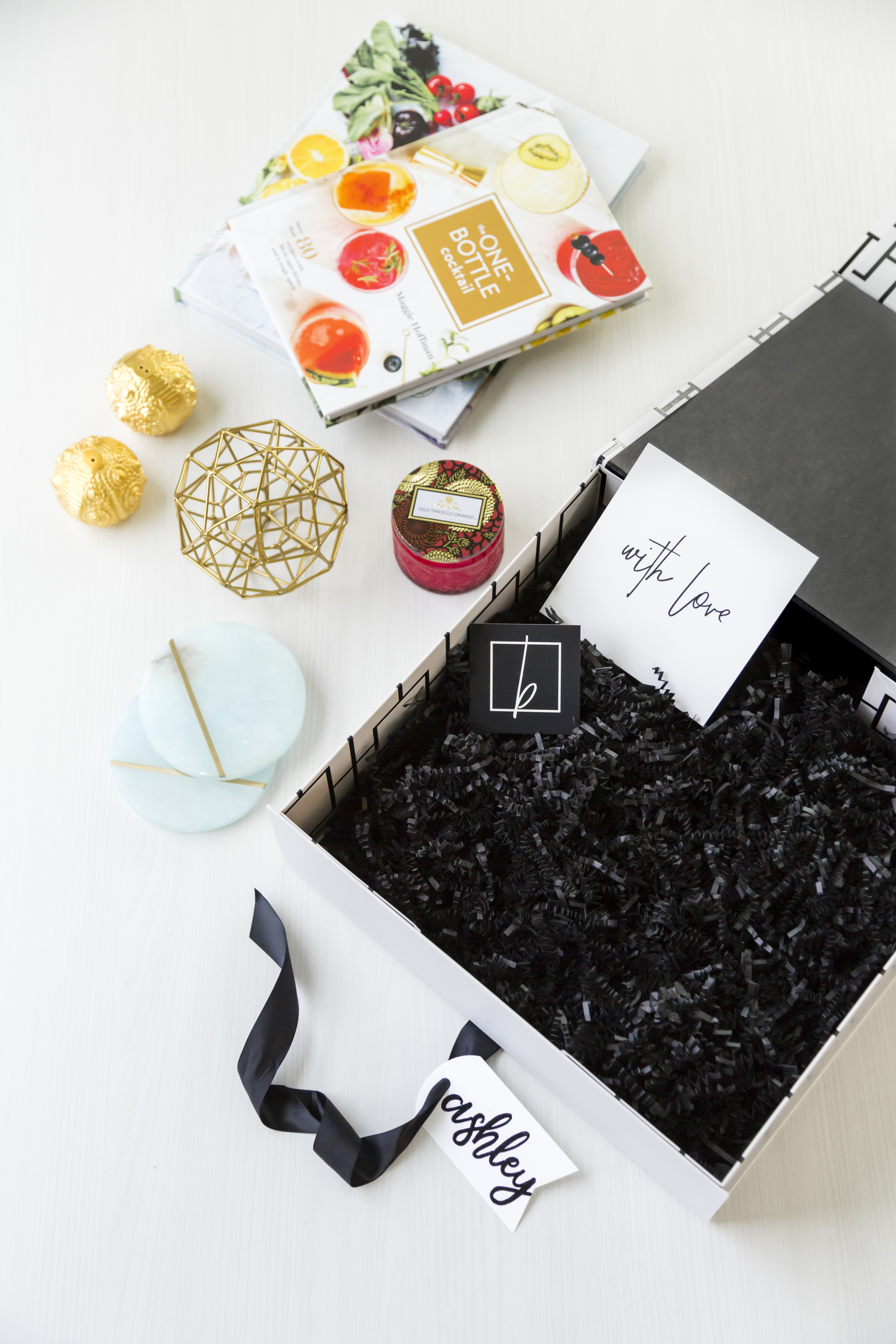 checker me out – with gifts
