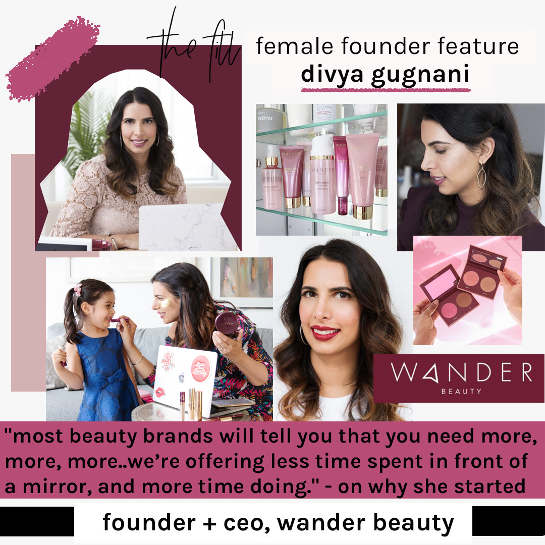 the fill insta photo – female founder feature – divya gugnani